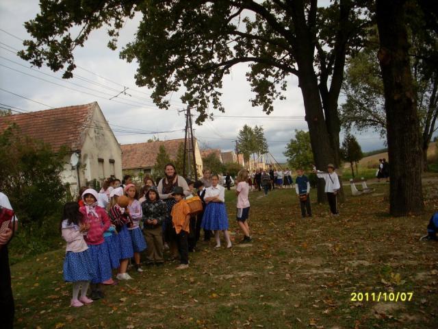 Általános Iskola Almamellék - Erzsébet parkban