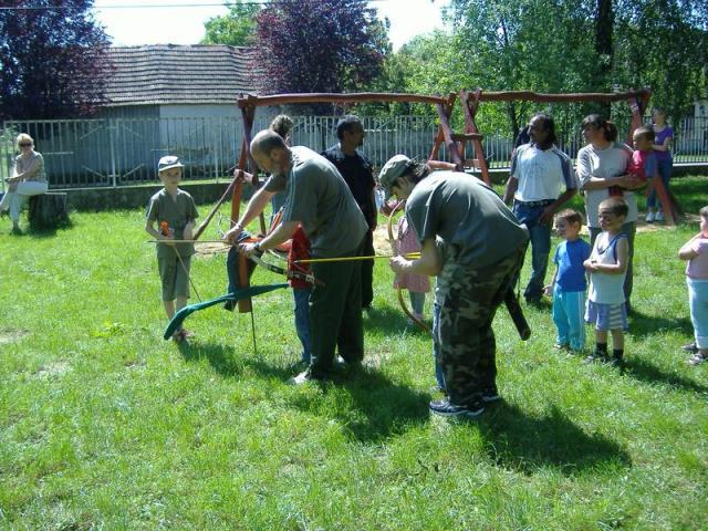 Kétújfalu - Gyereknapi projekt