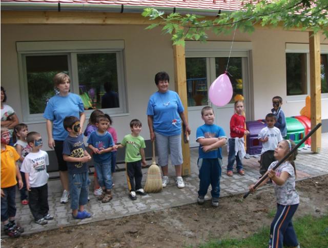 Dél-Zselic Középiskola Nagydobszai Általános Iskolája és Óvodája - Vidám-mókás Gyereknap