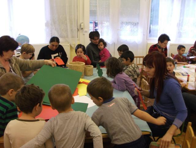 Dél-Zselic Középiskola Nagydobszai Általános Iskolája és Óvodája - A SZERETET ÜNNEPÉT várjuk együtt a szülőkkel