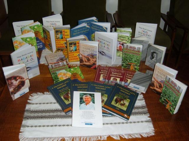 Nagypeterd iskola - A könyvtári programok könyvei Nagypeterd iskola