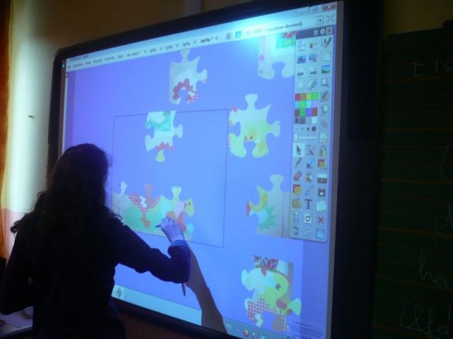 Nagypeterd iskola - Digitális taneszközök használata és készségfejlesztés 4.oszt.  Nagypeterd iskola