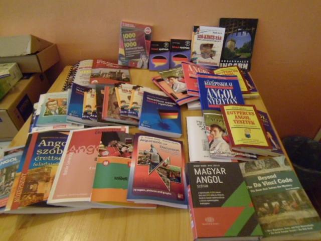 Jutalomkönyvek nyelvi versenyen